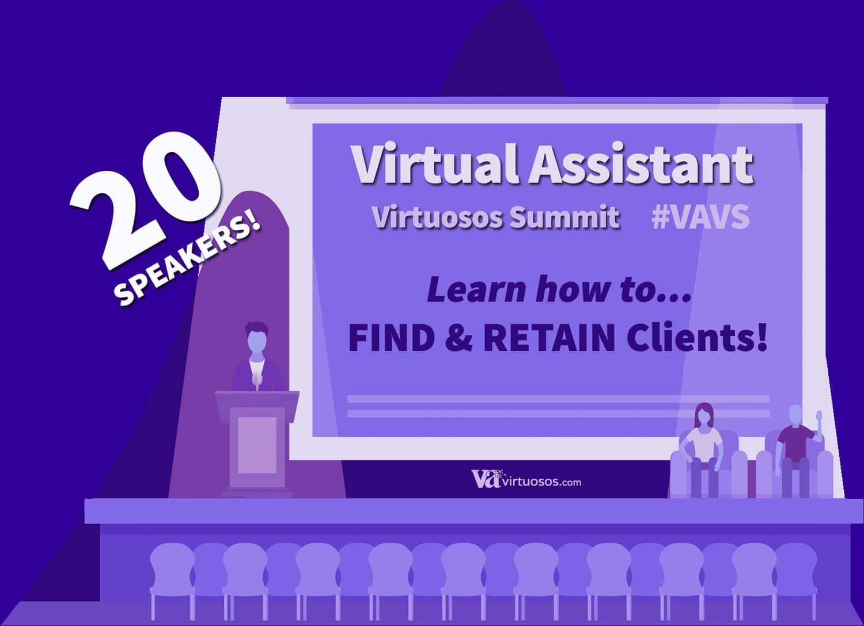 Virtual Assistant VAvirtuosos Summit